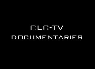 Graphic of CLC-TV Documentaries Text