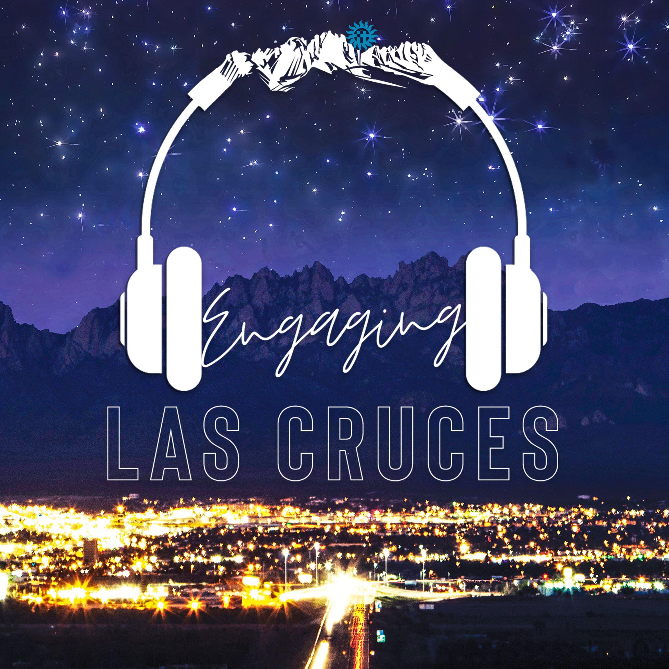 Engaging Las Cruces Podcast iTunes Logo