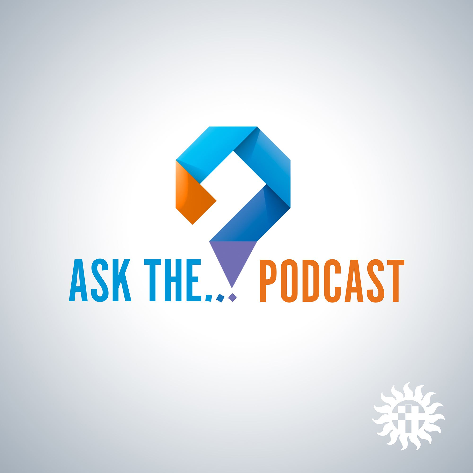 Ask The Podcast Logo
