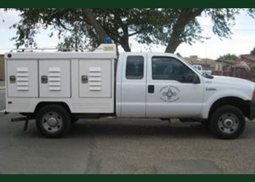 image of Animal Control Truck