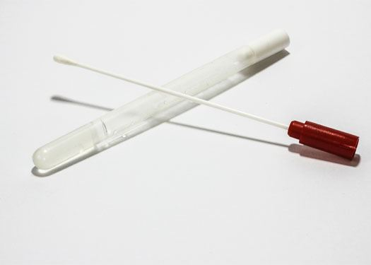 Medical Swab and containment tube