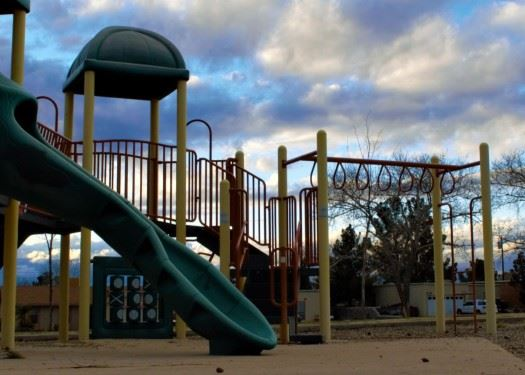 Photo of a park in Las Cruces