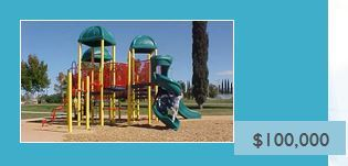 Playground Improvements City Parks