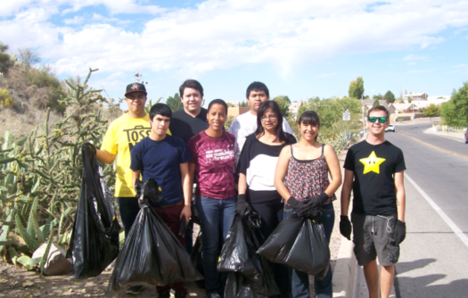 Cleanup Volunteer Group